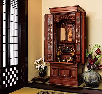 和室にぴったりな伝統的なデザイン