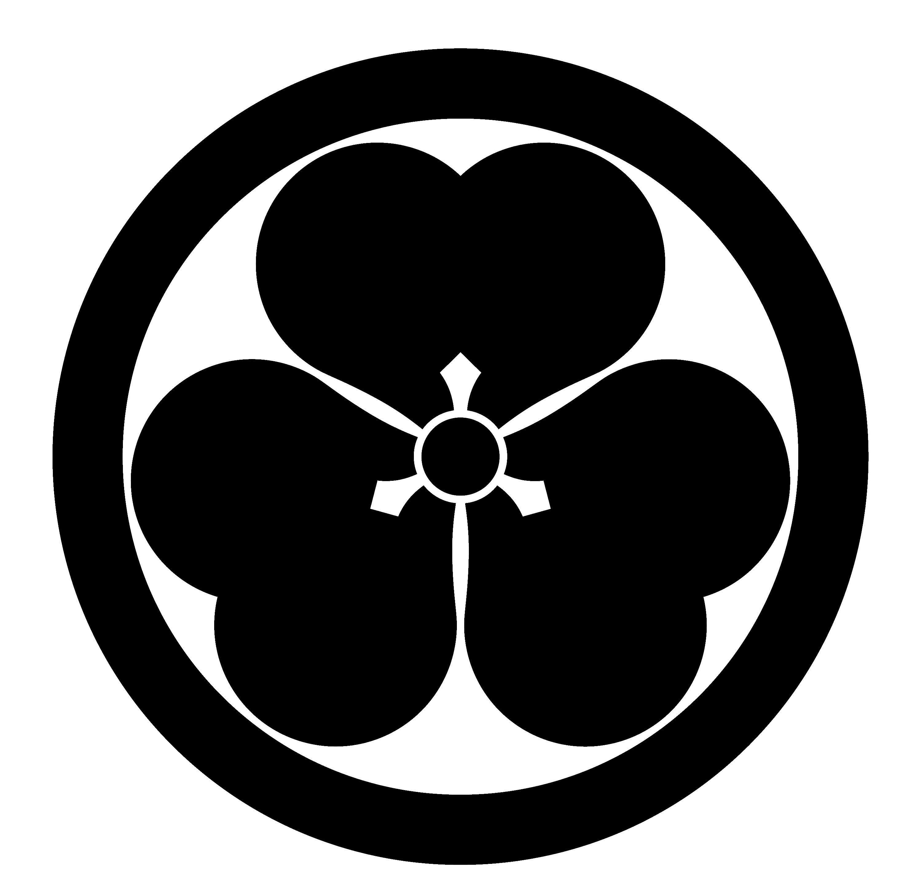 家紋 カタバミ 小田原SH