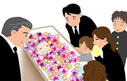 家族葬について